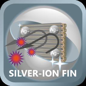 SILVER-ION FIN